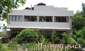 Jasmine Building - Back View