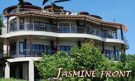 Jasmine Building - Front View