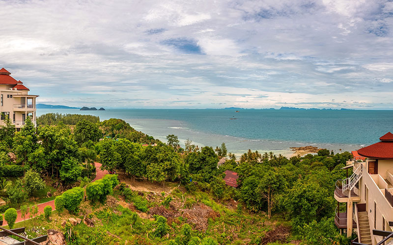 Facade Gallery Sunset Hill Koh Phangan S Boutique
