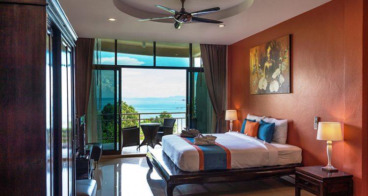 Sea View Corner Suites