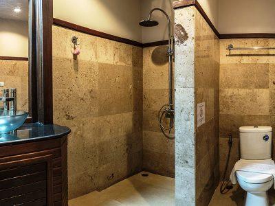 Garden View Room - Bathroom