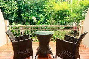 Deluxe Garden View Studio - Terrace