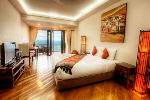 Sea View Studio Suites