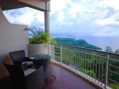 Sea View Studio Suites - Terrace