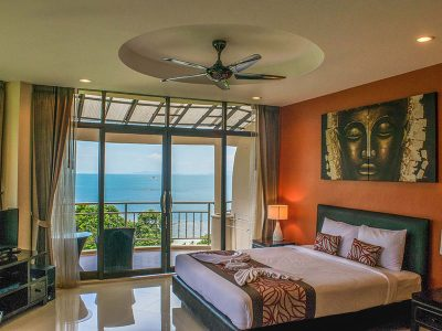 Sea View Corner Suites