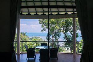 Sea View 3 Bedroom Suite - Terrace