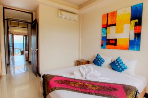 Sea View 3 Bedroom Suite