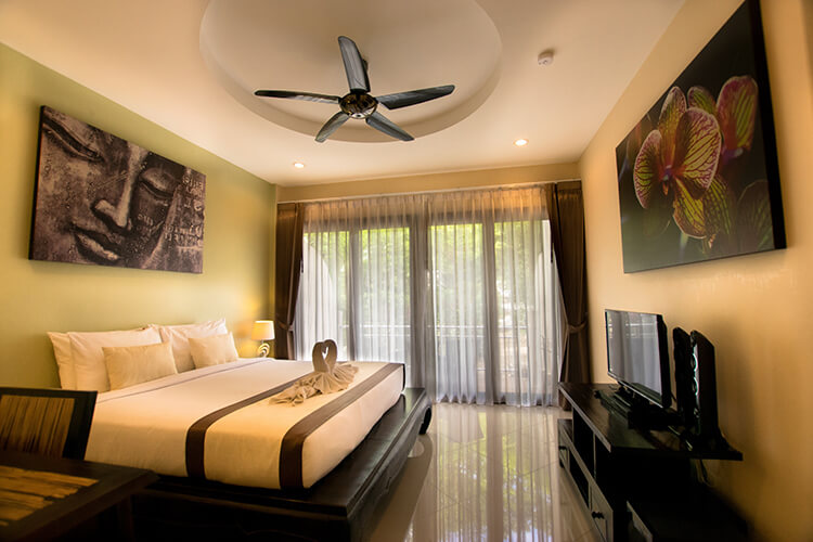 Boutique Hotel in Surat Thani