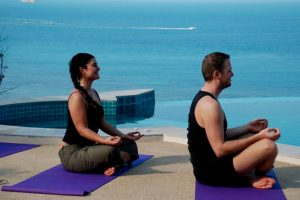 Sunset Hill's intensive Yoga Holiday