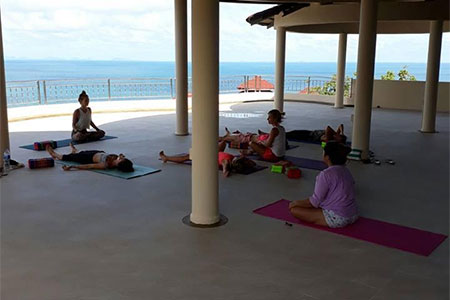 Free Daily Yoga