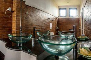 Deluxe Sea View - Bathroom Rose