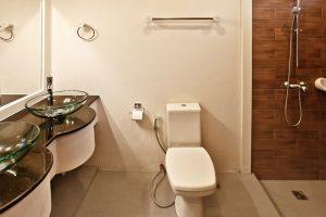 Deluxe Sea View - bathroom Lotus